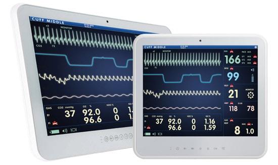 Medico 191 KI und Medico 241 KI – Leistungsstarke Medical Panel-PCs für High-End KI-Anwendungen
